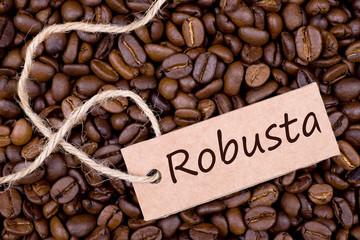 Espressobohnen - Robusta