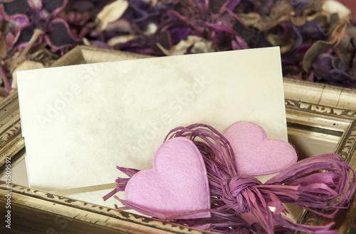 Muttertags-, Hochzeits-, Valentinskarte