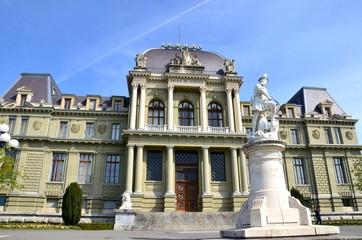 Palais de justice de Montbenon, Lausanne