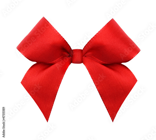 Rote Schleife