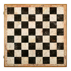 Old Decorative Chessboard