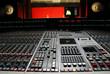 recording desk sound studio