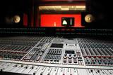 Fototapety music studio