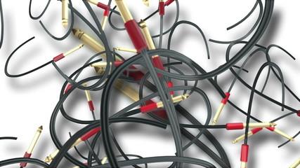 Kabel - Anschluss