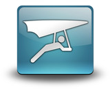 "Light Blue 3D Effect Icon ""Hang Gliding"""