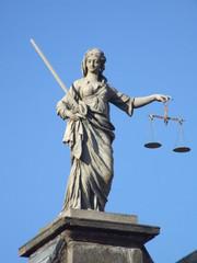 Justitia Gerechtigkeit