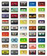 old cassette - 47521366