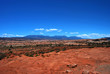 Paysage de Arches National Park, USA