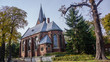 Lutheran parish church in Bytom-Miechowice, Silesia region