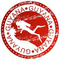 Stamp - Guyana