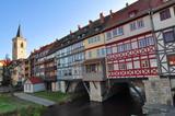 Fototapety Krämerbrücke von Erfurt