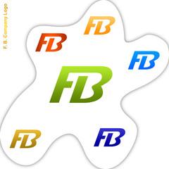 F. B. Company Logo