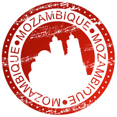 Stamp - Mozambique