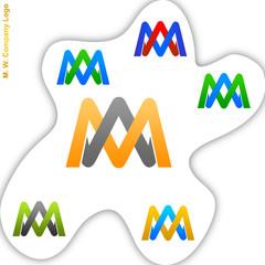 M. W. Company Logo