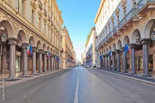 Via Roma, Turin