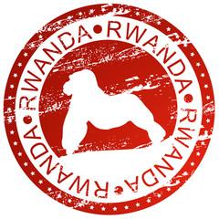 Stamp - Rwanda