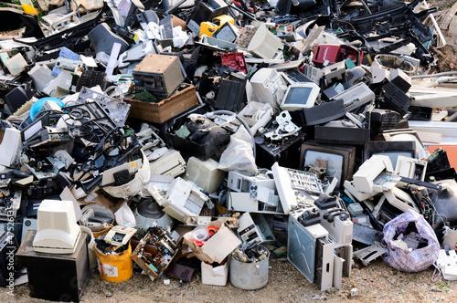 Electronic waste - 47526135