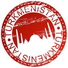 Stamp - Turkmenistan