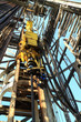 Derrick and Top Drive System (TDS) for Oil Drilling Rig