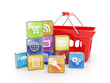 Sale purchase of software for mobile devices