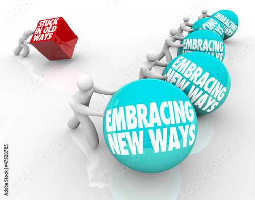 Stuck in Old Ways Vs Embracing Change Adapting New Challenge