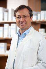 Arzt und Pharmaprodukte