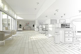 Office Interior (construction) - 47531524