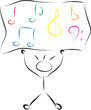 kid musical notes