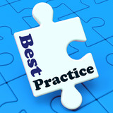 Best Practice Shows Effective Concept Improving Business