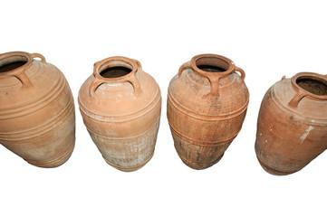 Traditional Ancient Greek amphora