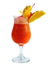 fruit citrus tropical cocktail