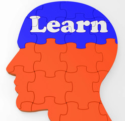 Learn Head Means Education Learning And Research