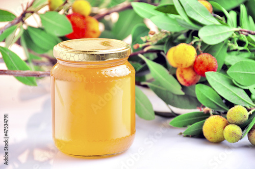 arbutus honey