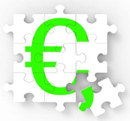 Euro Puzzle Shows European Profits