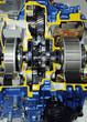 moteur électrique automobile