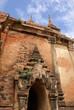 バガン   スラマニ寺院入口