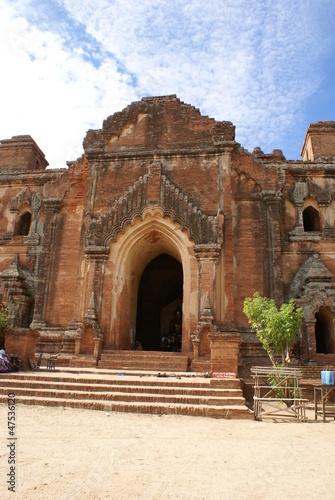 スラマニ寺院 入口