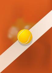 Tennis_Balle_Ligne