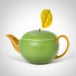 Concept sweetie teapot