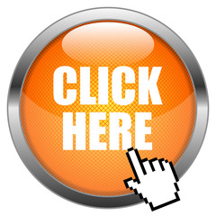 Vector Button Click Here