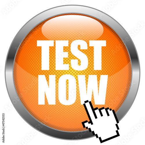 Vector Button Test Now