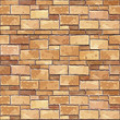 Stone Brick wall seamless Vector illustration background