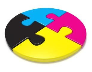 puzzle cymk