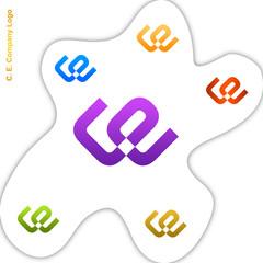 C. E. Company Logo