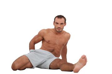 Male gymnastics