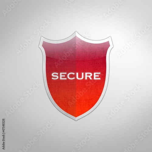 Secure shield.