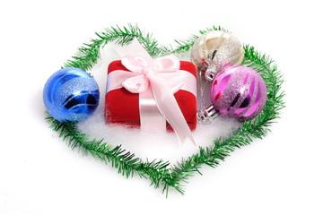 chiristmas gift with love