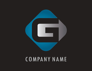 G business logo
