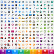Set Colorful Icons