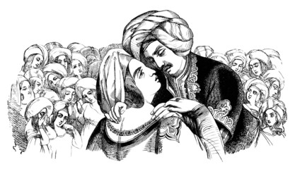 1001 Nights - Sultan & Sultana